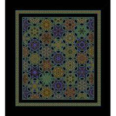 Arabic Tiles Quilt/Jinny Beyer