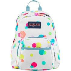 1 for each kid for travel, especially flying. JanSport Half Pint ...