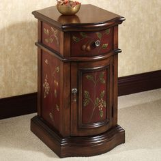 Sophronia Chairside Cabinet