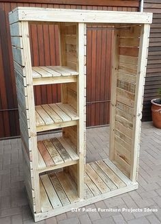 Pallet Furniture Projects Keeping in mind the ideas we have gathered here, whoever starts reshaping the wooden pallets will end up in awesome accomplishments which every visitor will praise. Either a person wants to decorate…More Wooden Pallet Projects, Wooden Pallet Furniture, Pallet Crafts, Diy Furniture With Pallets, Diy Pallet Gift Ideas, Pallet Ideas To Sell, Pallet Ideas For Bedroom, Distressed Furniture, Recycled Pallets