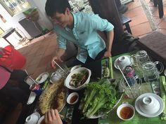 Typisch Vietnamees eten met host Tong van With Locals