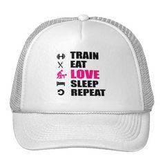White trucker cap for Woman