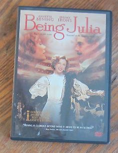 Being Julia (DVD, 2005) Annette Bening, Michael Gambon, Jeremy Irons