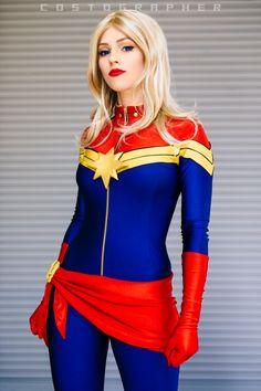 My Name is Captain Marvel by jj-dreamworldz.deviantart.com