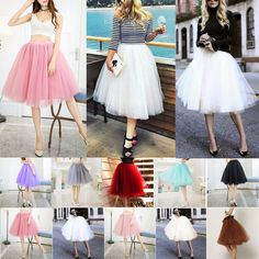 $10. I dont know what for. Womens Girls Ladies Sweet TUTU Dance Fairy Style 7 layers Tulle Dress BOHO Skirt in Clothing, Shoes, Accessories, Women's Clothing, Skirts   eBay!