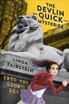 """""""Twelve year old Devlin Quick is determined to bring a thief to justice when someone steals a page out of a rare maps book in the New York Public Library"""" ~Catalog"""
