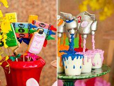 festa peppa pig, festa da peppa, festa meninas, festa meminos, peppa pig party, festa criativa, inspirações, festa criativas