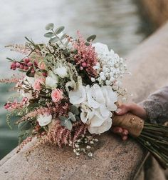 Most current Photo Bridal Bouquets diy Suggestions Just about the most important wedding dress accessories, this wedding planning bouquet, is ready based on the . Bridal Flowers, Flower Bouquet Wedding, Floral Wedding, Fall Wedding, Wedding Colors, Our Wedding, Dream Wedding, Vintage Bridal Bouquet, Bouquet Flowers