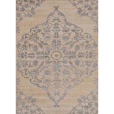 Jaipur // Heritage Chatilly Natural Wool Rug