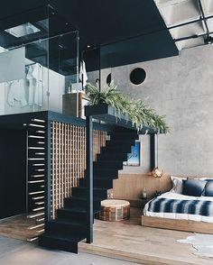Dope place ❤ #allofarchitecture Casa Cor by Intown Arquitetura © Denilson Machado