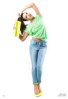 Colección Primavera/Verano Caster Jeans.