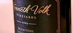 Wandering Wino : Kenneth Volk Vineyards