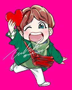 ❤️  ©️https://twitter.com/uruhiko_kpop/status/949264204166393856