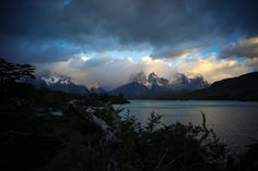 Hi-res background picture of Patagonia
