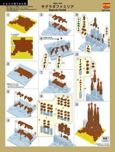 Legos, Lego Lego, Lego Projects, Lego Instructions, Legoland, Lego City, Planer, Block Art, Cross Stitch