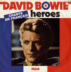 David Bowie - Heroes (France)