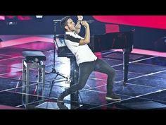 "Luís Baptista - ""Love me like you do"" | Provas Cegas | The Voice Portug..."