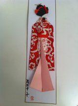 """""""Muñecas de papel japonés"""""""