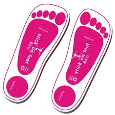 Economy Pink Spray Tanning Feet Stick Pads *** See this great product-affiliate link. Running, Link, Beauty, Keep Running, Why I Run, Beauty Illustration
