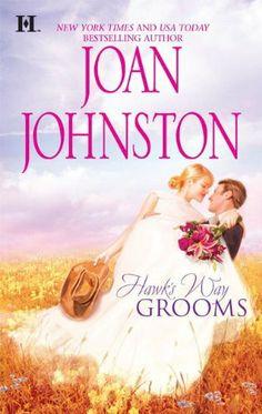 Hawk's Way Grooms: Hawk's Way: The Virgin Groom\Hawk's Way: The Substitute Groom by Joan Johnston. $7.99. Publisher: HQN Books (January 1, 2010). Series - Hawk's Way. Author: Joan Johnston. Publication: January 1, 2010