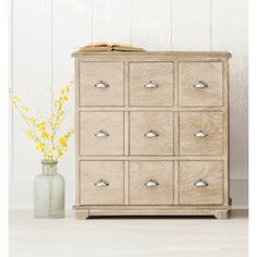Threshold™ Apothecary Cabinet - Graywash