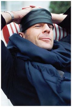 Bruce Willis – Paris, 2000 © Willy Rizzo