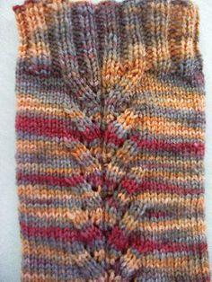 Express Lane pattern by Diane Mulholland