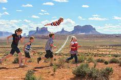 Fotógrafo Faz Filho Com Síndrome De Down Voar Em Fotos
