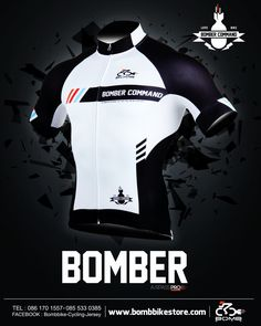 Bomber...My new jersey