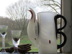 #KlaasGubbels coffeepot in glass,