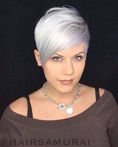 38 Greatest Short Pixie Cut Hairstyles You'll See Are women's pixie cuts in for You bet! The short pixie hairstyle is still hot and getting one is the perfect way to stand out from the crowd. Know that not all of these gorgeous short haircuts. Undercut Pixie Haircut, Short Pixie Haircuts, Cute Hairstyles For Short Hair, Hairstyles Haircuts, Short Hair Cuts, Short Hair Styles, Cute Pixie Cuts, Blonde Pixie, Hair Trends