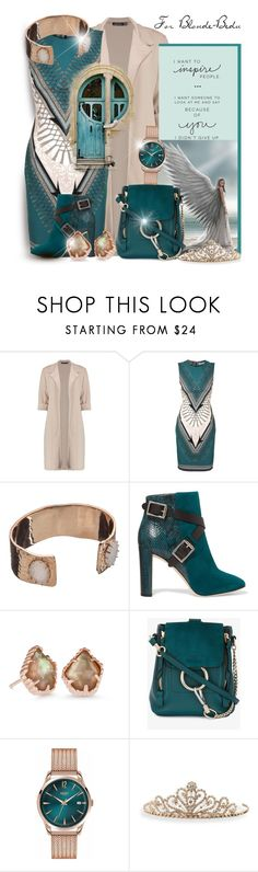 """She Is A True Inspiration & Someone To Emulate How We Treat Others In Real Life RTD"" by sharee64 ❤ liked on Polyvore featuring Versace, Jimmy Choo, Kendra Scott, Chloé, Henry London and BillyTheTree"