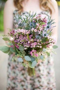 yummy wildflower bouquet