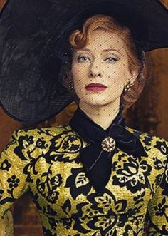 "Cate Blanchett knows how to play evil. Disney provides a better look her character in a new trailer for he live action remake of ""Cinderella,"" and she looks like she could steal the movie as the wicked step-mother. Read More and See the New Video Here: http://go.shr.lc/1McJvJ3"