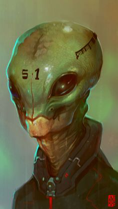 """I'm thinking the scenario here is Alien Prisoner? But not the criminal kind. More like the """"Oh so you landed on our planet. Let us probe you! / Hot Concept Art by Manuel Augusto Moura Alien Character, Character Concept, Character Art, Character Design, Alien Concept Art, Creature Concept Art, Creature Design, Les Aliens, Aliens And Ufos"""