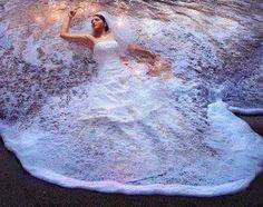Wreck the dress :)