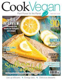 Cocina vegetariana junio 2017 pdf recetas cook vegan march 2017 forumfinder Images