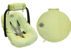 $29.99-$29.99 Baby Protect your arm from the soreness of carrying around a heavy infant car seat and give your baby some playtime with the innovative Itzy Ritzy Wrap & Roll. The cushioned arm pad transforms into a minky tummy time mat, changing pad, blanket and more. The Itzy Ritzy Wrap & Roll includes a flexible mirror and three toy loops and does not take up space in your already overcrowded d ...