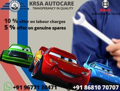 Offer Offer 10% labour discount and 5% genuine spares ‪#‎Bosch‬ ‪#‎Car‬ ‪#‎Service‬ ‪#‎Center‬ in ‪#‎Chennai‬ ‪#‎carcare‬ | ‪#‎carservice‬ | #bosch | ‪#‎Autocare‬ | #car | ‪#‎Hyundai‬ | ‪#‎Skodacar‬ ‪#‎BMWcar‬ ‪#‎yatchan‬  ‪#‎freecheckup‬ www.krsaautocare.com