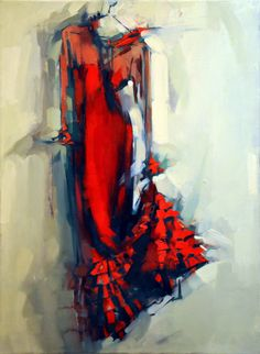 Maggie Siner...love! Eve's Red Dress