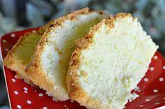 The Bake More: Pound Cake Love