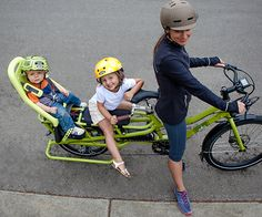 An Electric Cargo Bike Could Be Your Next Family Vehicle