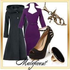 Maleficent outfit