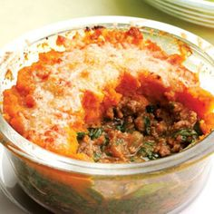 Darren McGrady, former chef to Queen Elizabeth II and Princess Diana, found Cottage Pie to be the favorite childhood dish of Prince William.  A true British comfort food similar to a Shepard's Pie, Cottage Pie uses ground beef instead of lamb.  In this recipe, a winter squash puree replaces the traditional potato topping.  Recipe: Squash-Topped Cottage Pies   - Delish.com