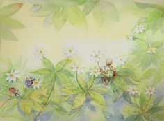 delicate paintings - Google Search