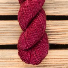 Hand-dyed Superwash Merino with Silk and Yak in DK weight. Raspberry Sorbet, Hand Dyed Yarn, Baby Elephant, Silk, Purple, How To Wear, Beauty, Color, Fashion