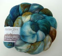 Ravelry: Hedgehog Fibres Silk/Merino top