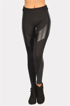 leather wrap leggings~ I think I've pinned these before but.... that goes to show how much I want them lol!