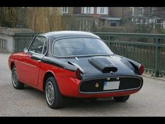 1957 Nardi 750 Abarth Vignale Coupe