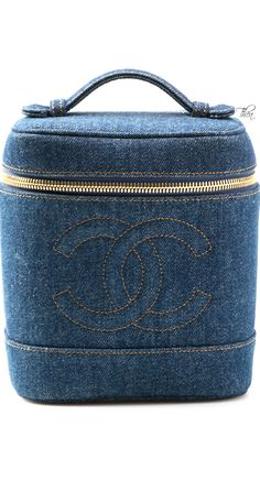 ~Chanel Vintage Vanity case | House of Beccaria
